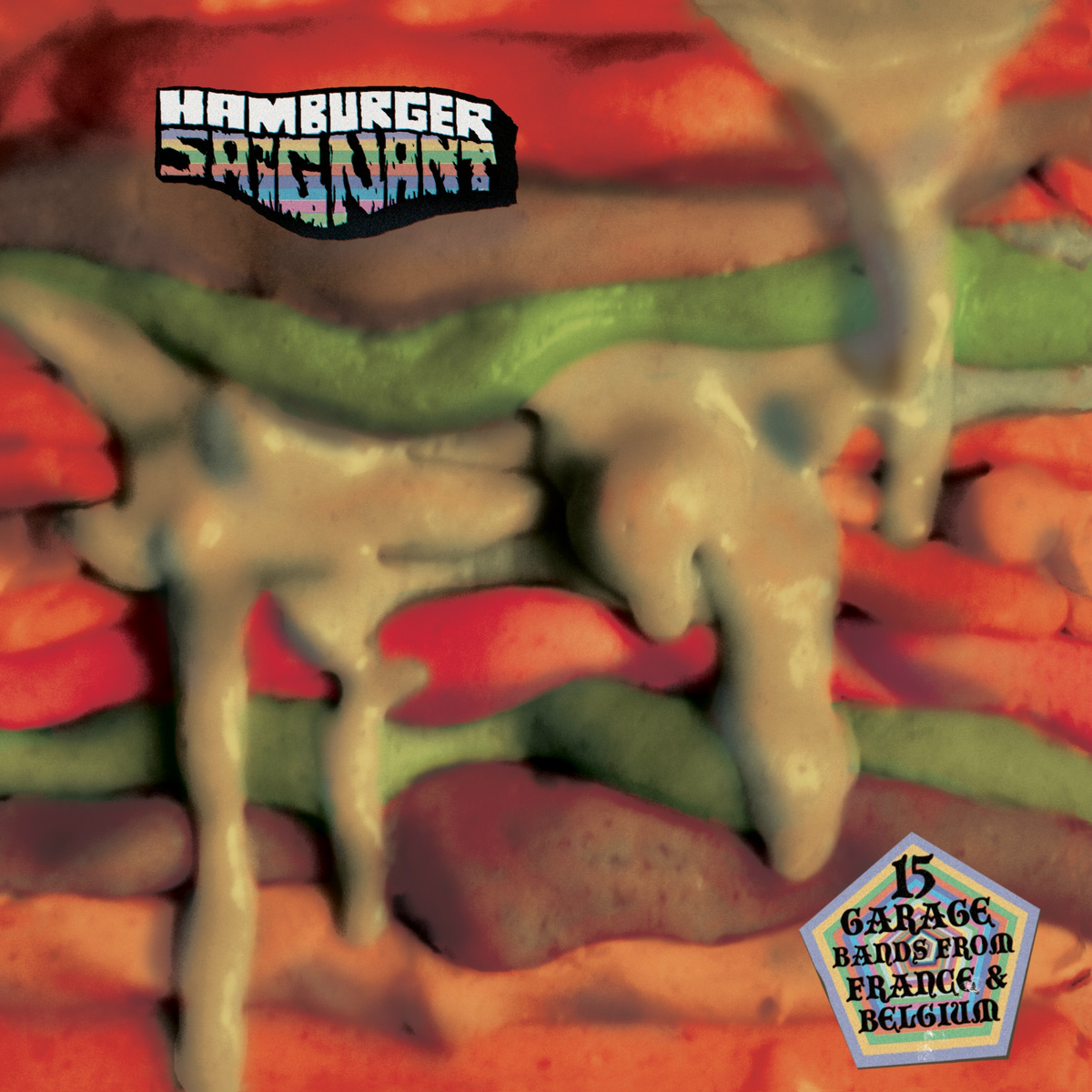 "HAMBURGER SAIGNANT ""Compilation"" 12"""